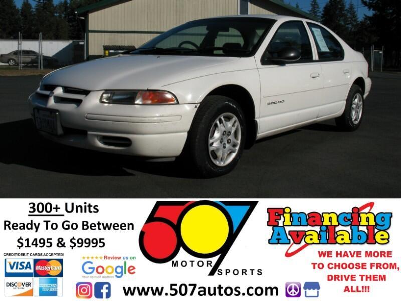 1999 Dodge Stratus Base