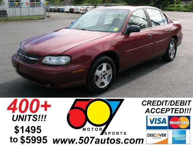 2004 Chevrolet Classic Fleet