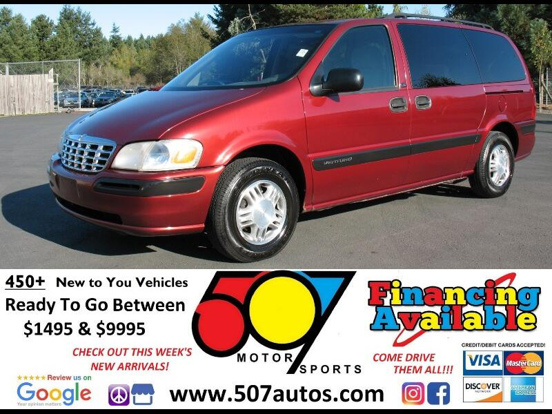 Chevrolet Venture Plus Extended 2000