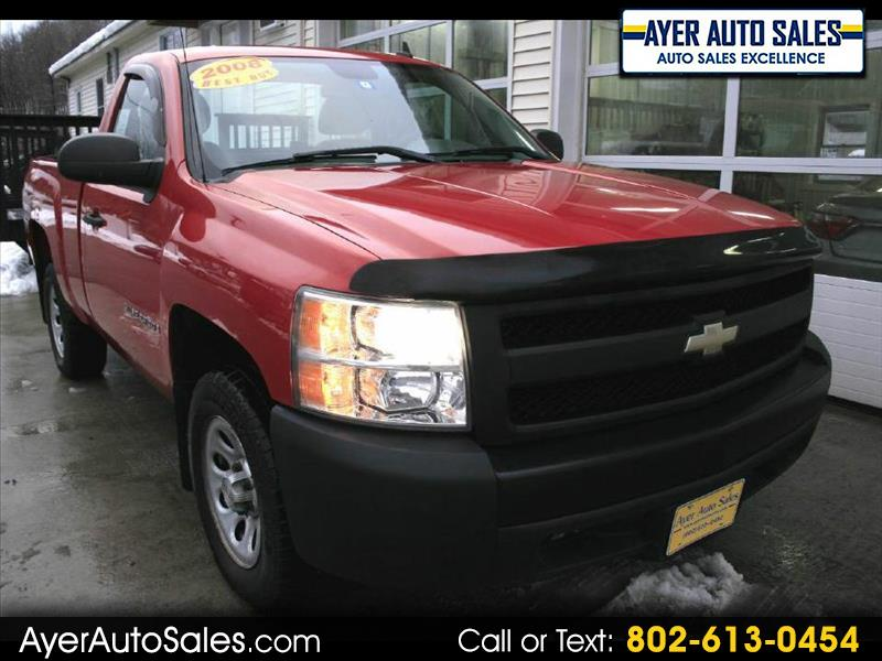 2008 Chevrolet Silverado 1500 LT1 Std. Box 2WD