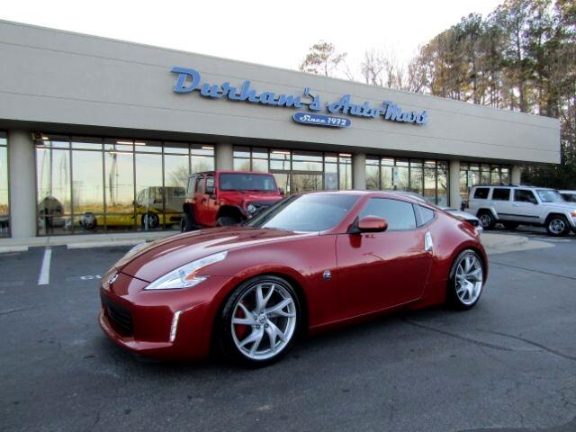 2013 Nissan Z 370Z Touring Coupe