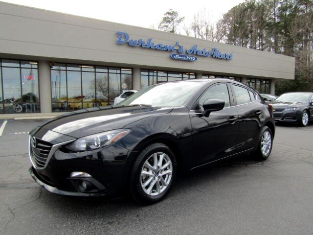 2016 Mazda MAZDA3 i Touring AT 5-Door
