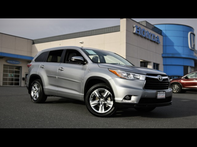 2015 Toyota Highlander Limited AWD V6