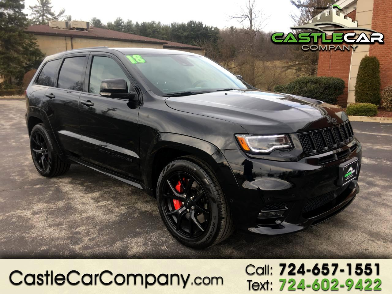 2018 Jeep Grand Cherokee SRT 4x4