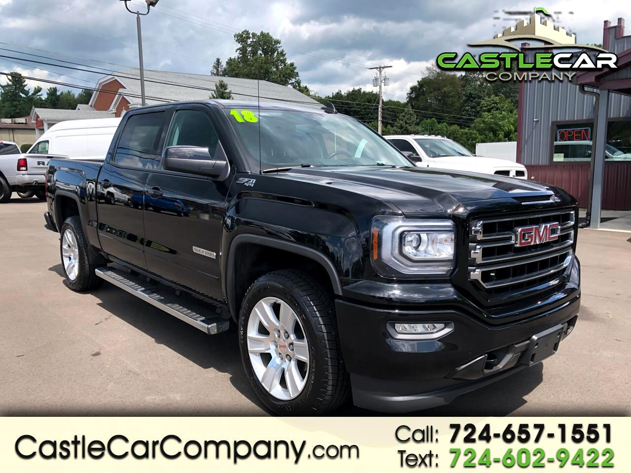 2018 GMC Sierra 1500 4WD CREW CAB ELEVATION