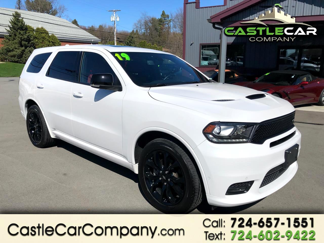 Dodge Durango R/T AWD 2019