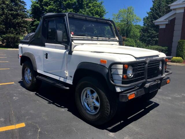 1994 Land Rover Defender 90 2-Door 4WD
