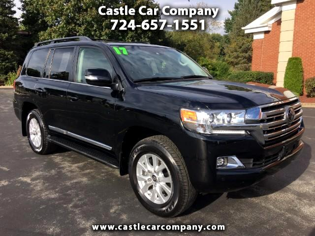2017 Toyota Land Cruiser 4WD