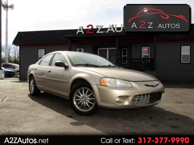 2003 Chrysler Sebring LXi Sedan
