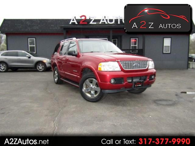 2004 Ford Explorer Limited 4.0L AWD