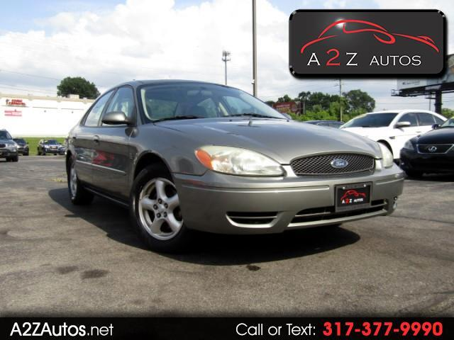 2004 Ford Taurus SES Duratec
