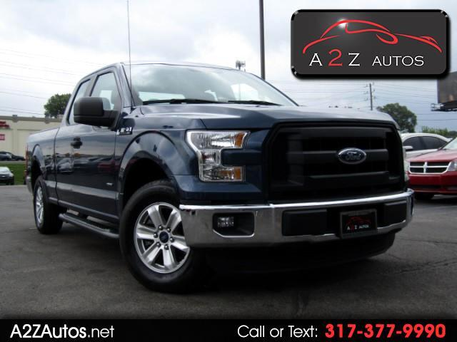 2016 Ford F-150 XL SuperCab 6.5-ft. Bed 2WD