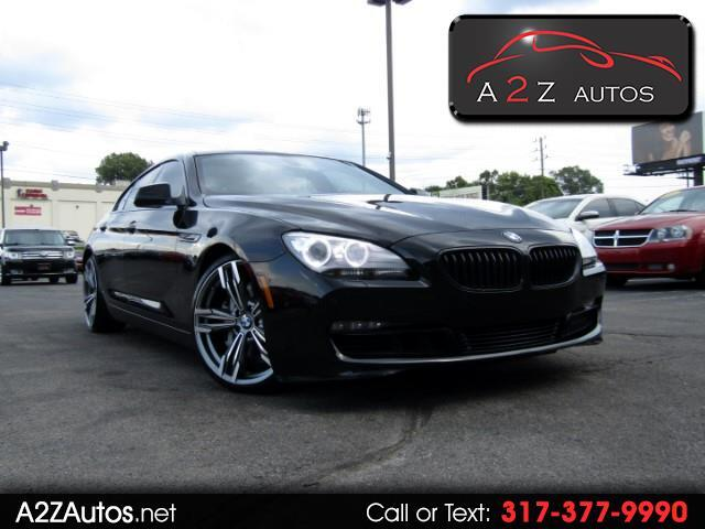 BMW 6-Series Gran Coupe 640i xDrive 2014