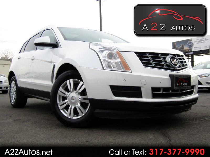 2013 Cadillac SRX AWD Luxury Collection
