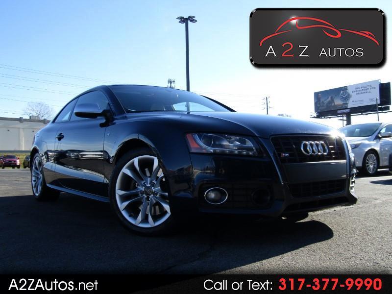 2011 Audi S5 PRESTIGE