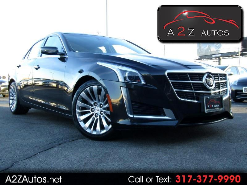 2014 Cadillac CTS LUXURY COLLECTION