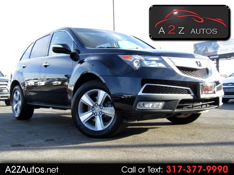 2012 Acura MDX SH AWD