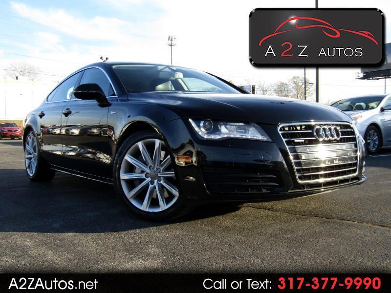2013 Audi A7 3.0T Premium Plus quattro