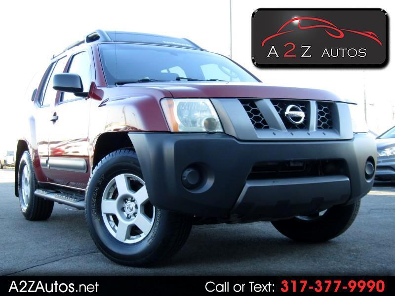 2005 Nissan Xterra OR 2WD
