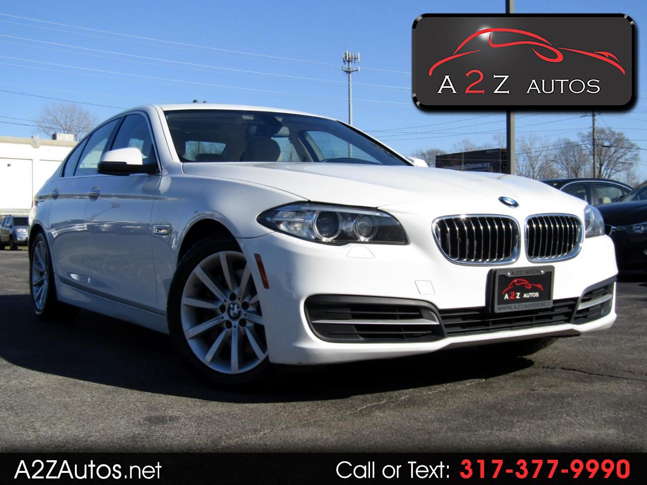 BMW 5-Series 535i xDrive 2014