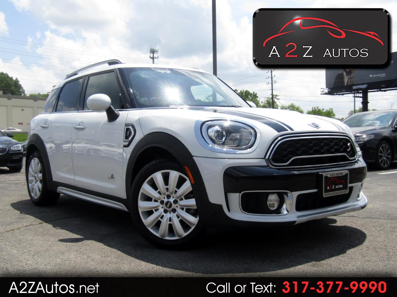 2018 MINI Countryman S ALL4