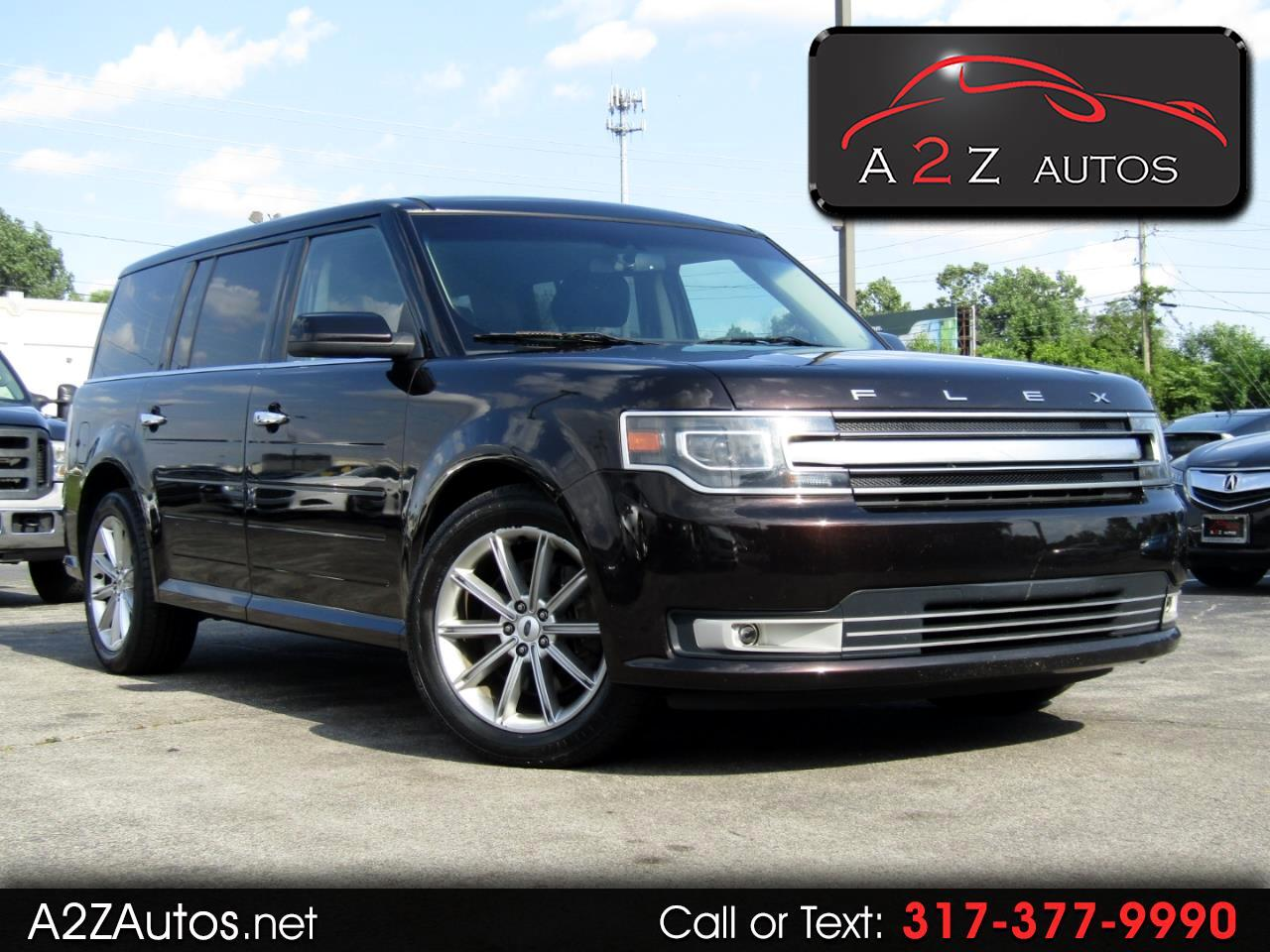 2013 Ford Flex Limited FWD