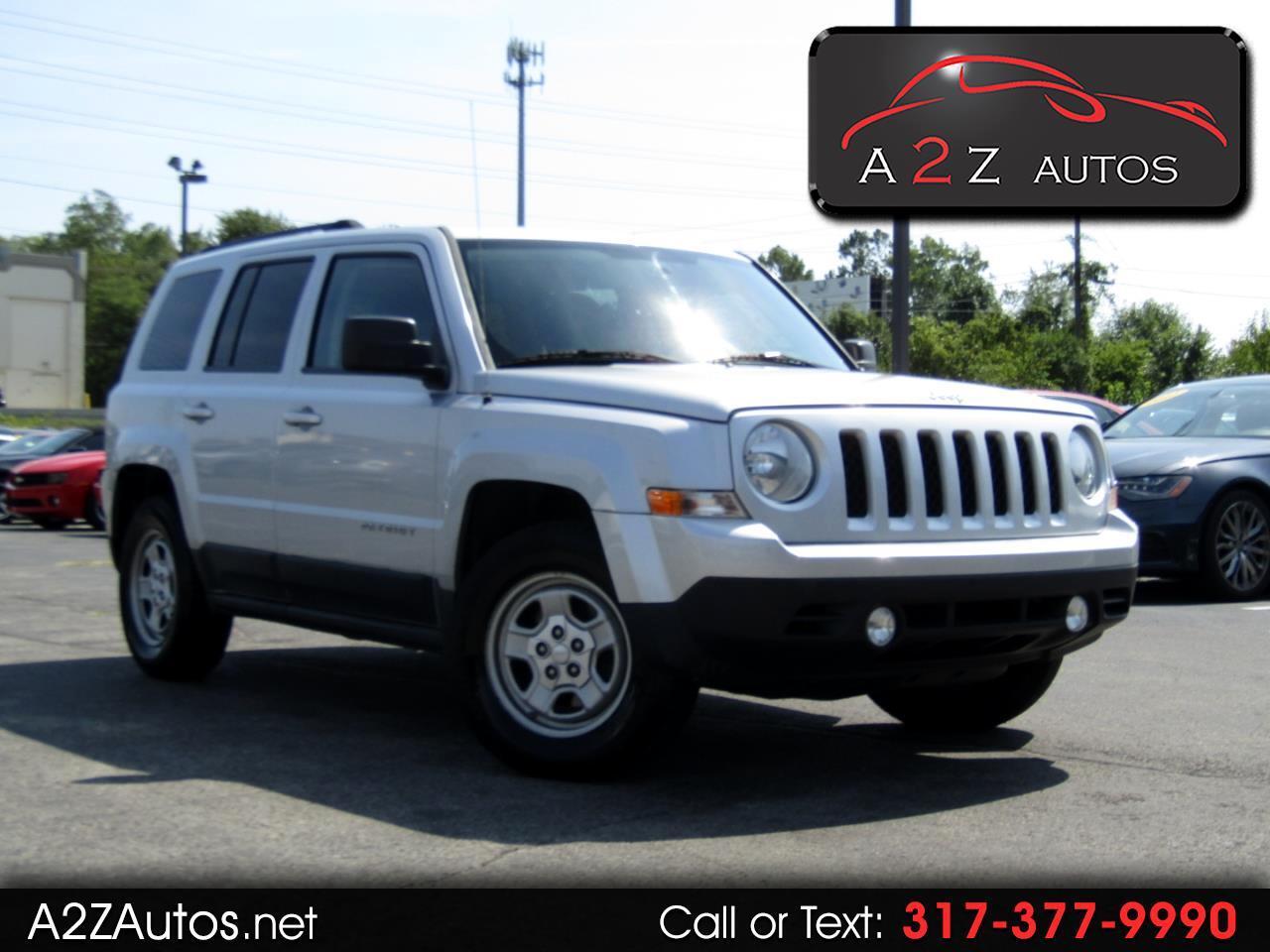2012 Jeep Patriot Sport 2WD