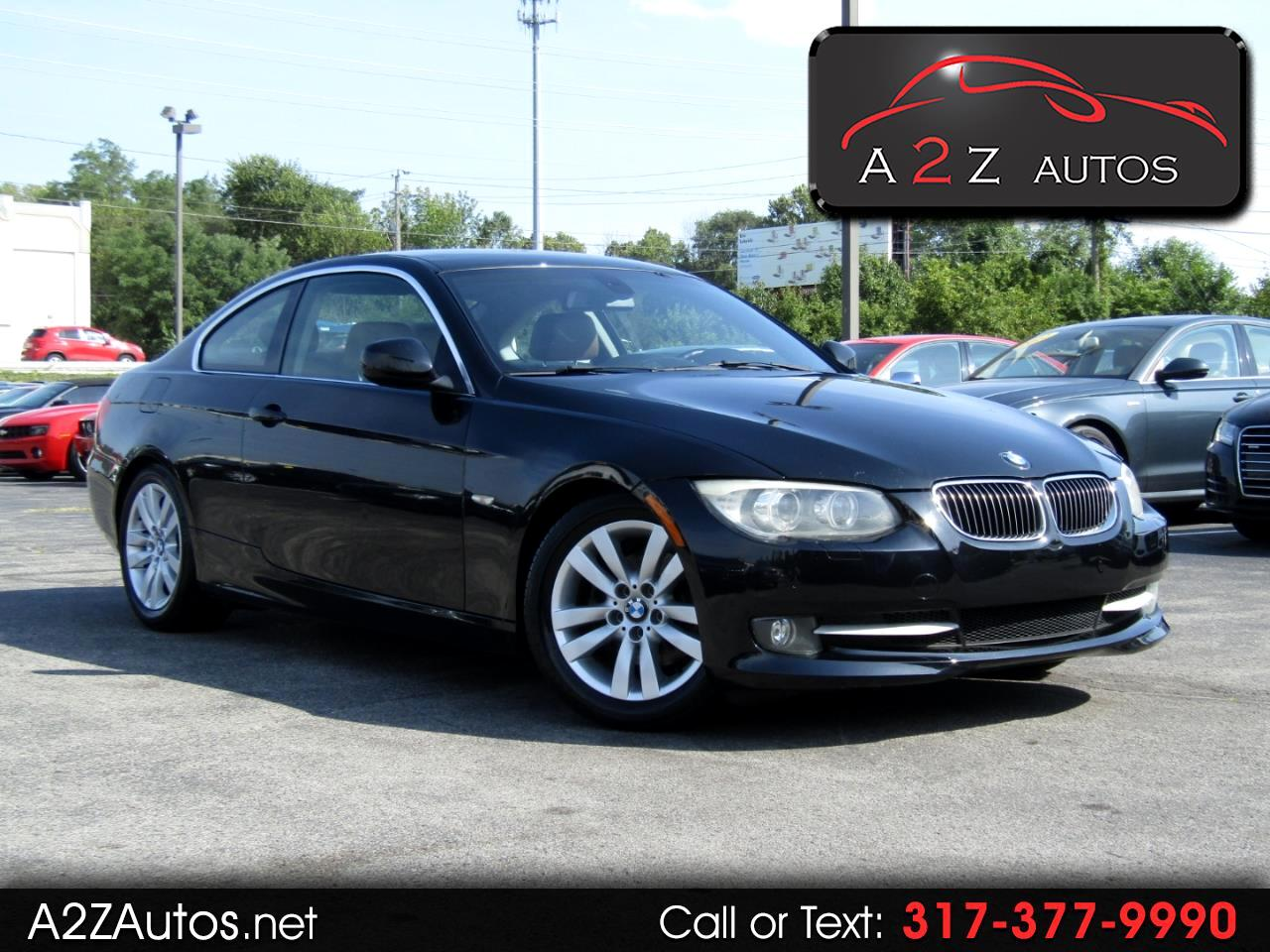 BMW 3-Series 328i Coupe 2011