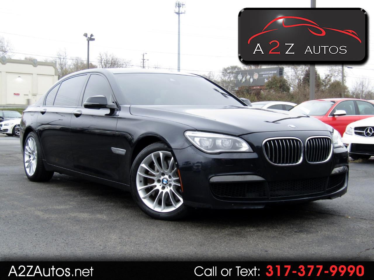 2013 BMW 750Li xDrive LXI