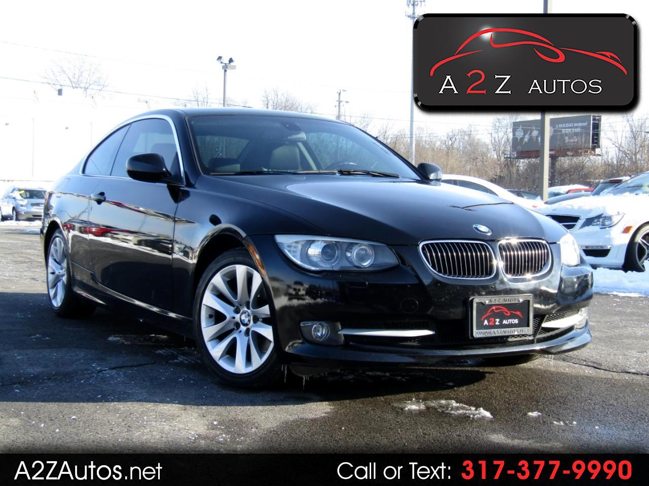 BMW 3-Series 328i xDrive Coupe 2012