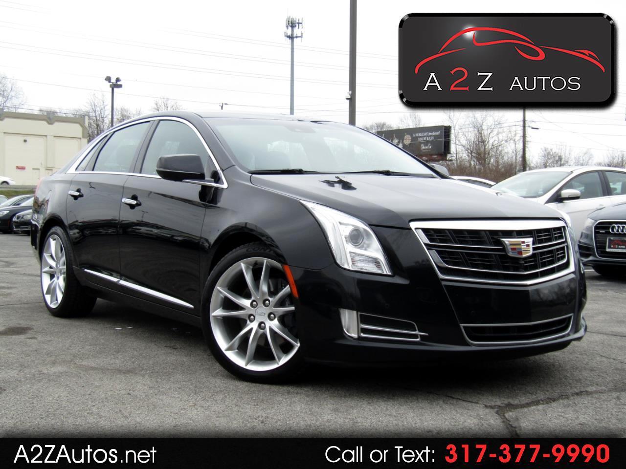 Cadillac XTS Premium AWD 2016