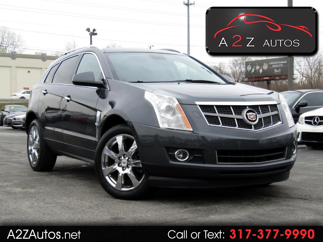 Cadillac SRX Performance 2012