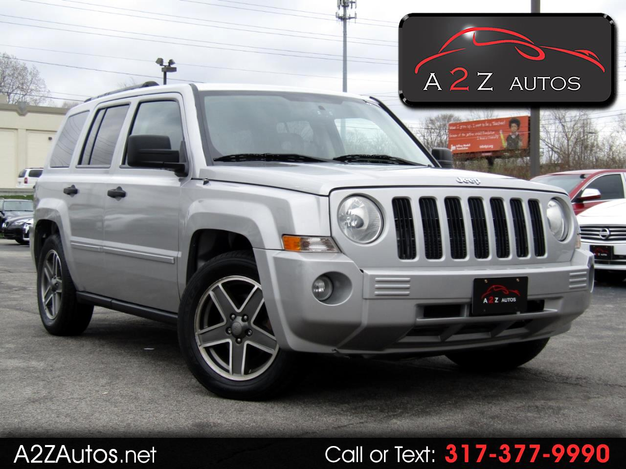 Jeep Patriot Limited 2WD 2008