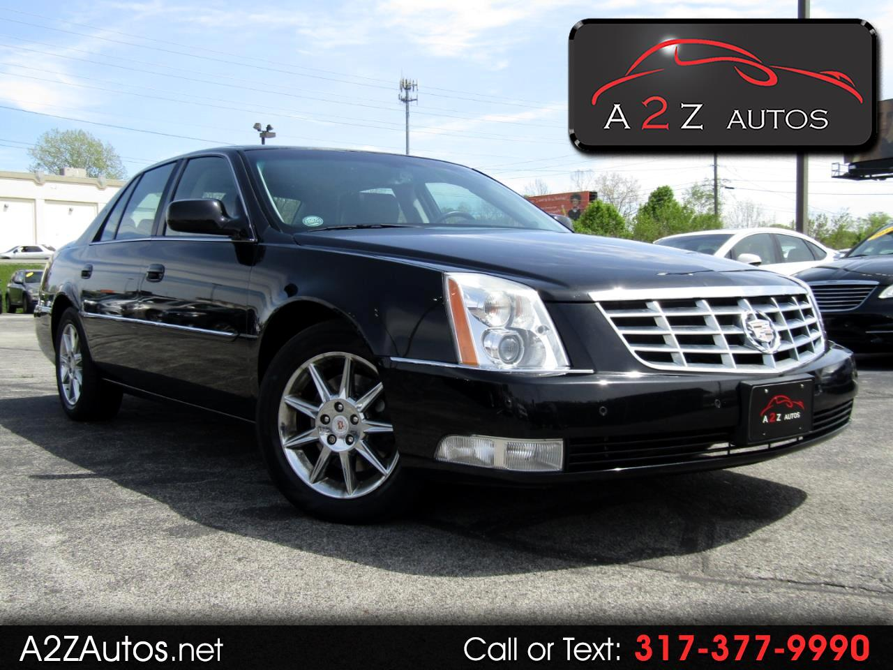 Cadillac DTS Luxury 2011