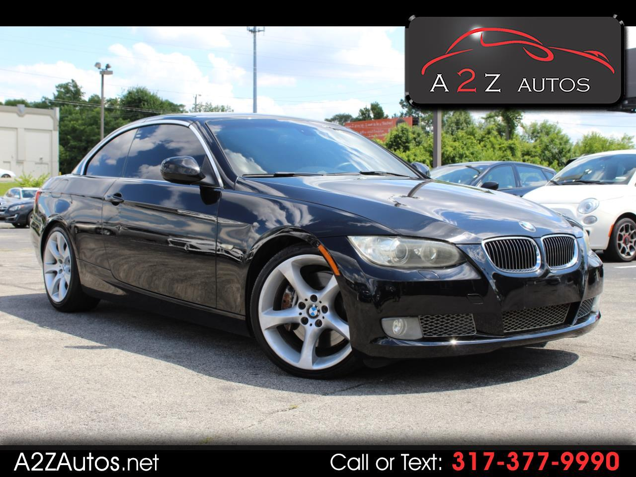 BMW 3 Series 2dr Conv 335i 2010