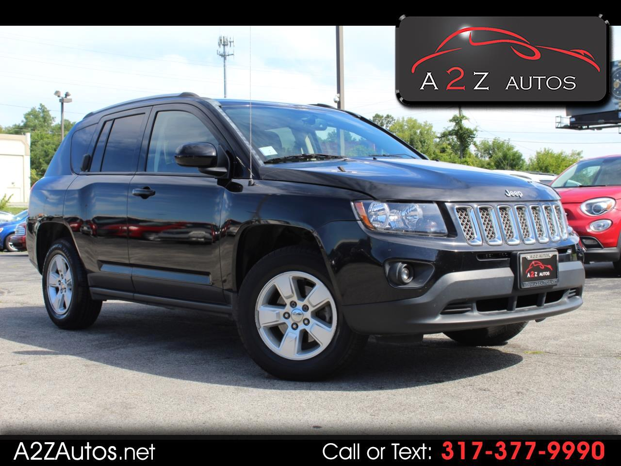 Jeep Compass FWD 4dr Latitude 2016
