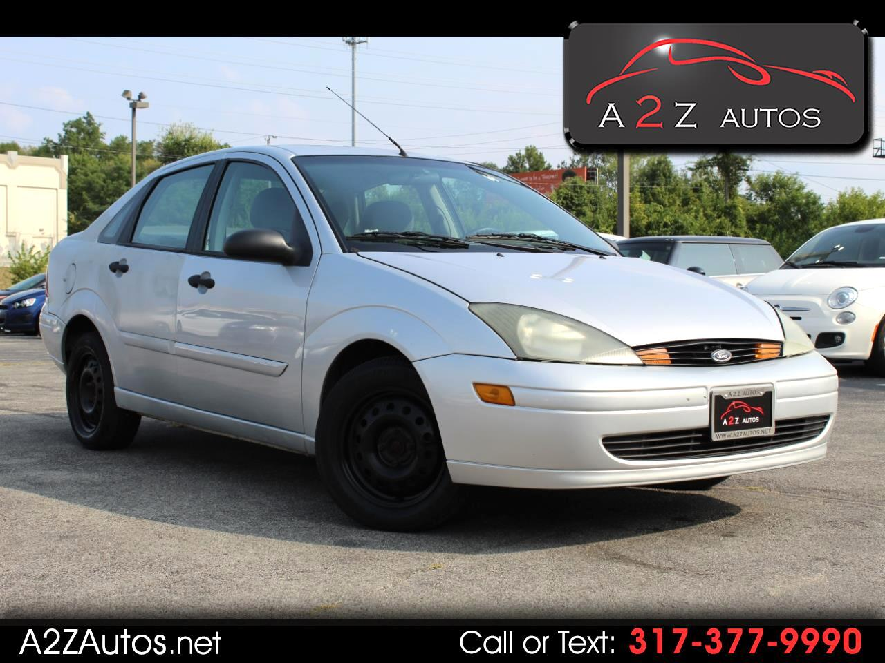 Ford Focus 4dr Sdn SE 2004