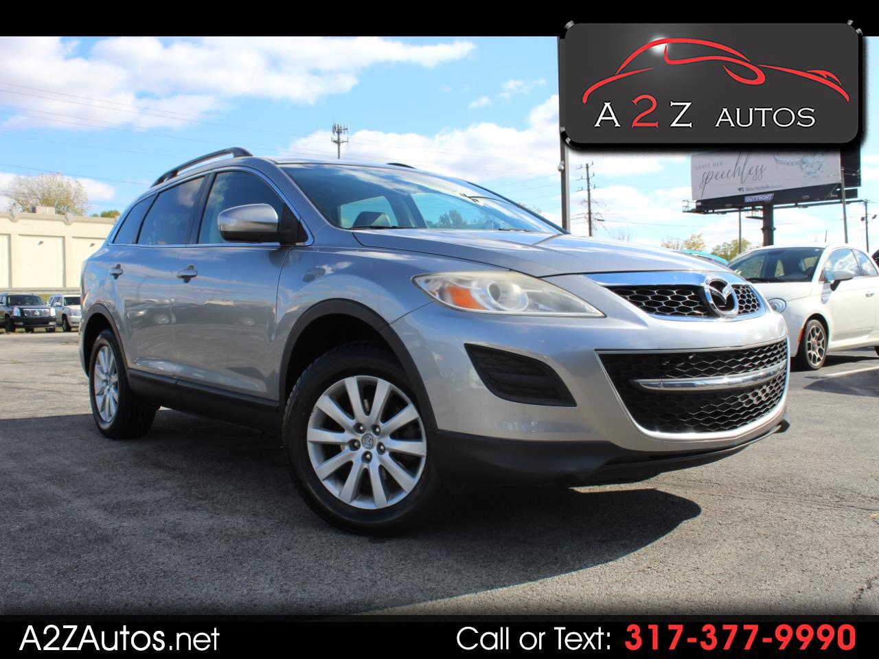 Mazda CX-9 AWD 4dr Touring 2010