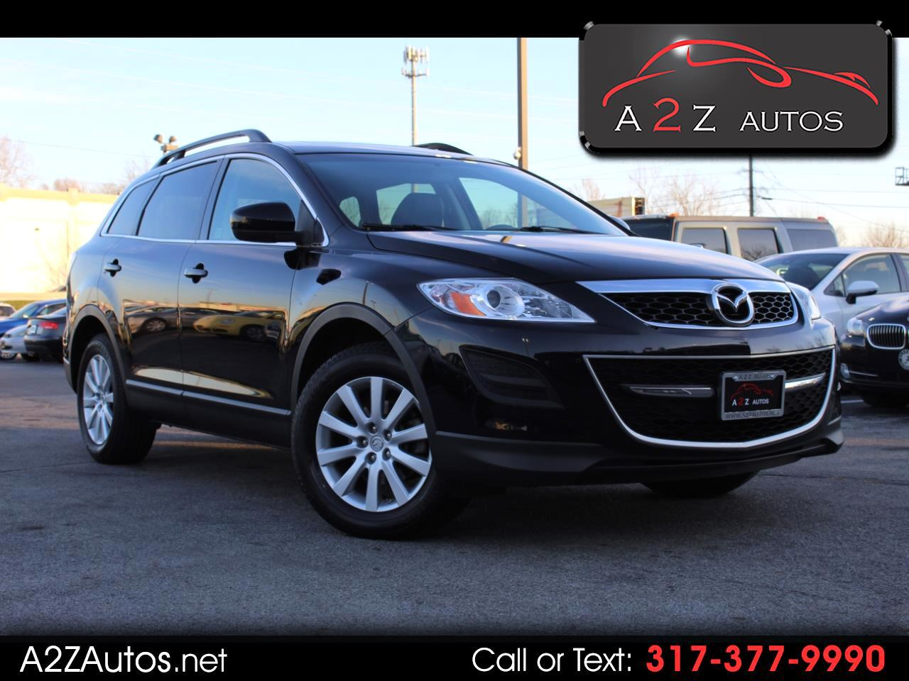 Mazda CX-9 FWD 4dr Touring 2010
