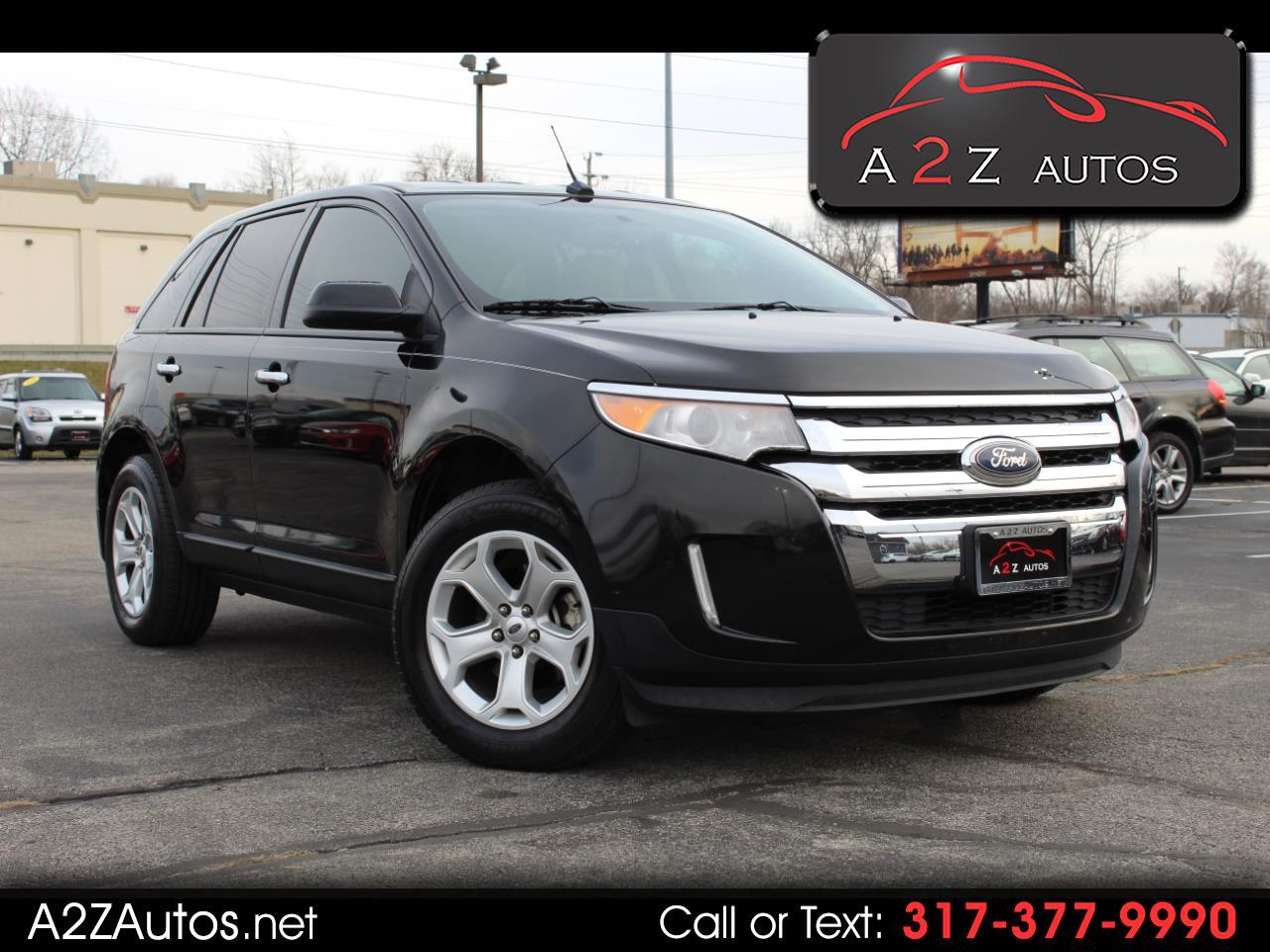 Ford Edge 4dr SEL FWD 2011