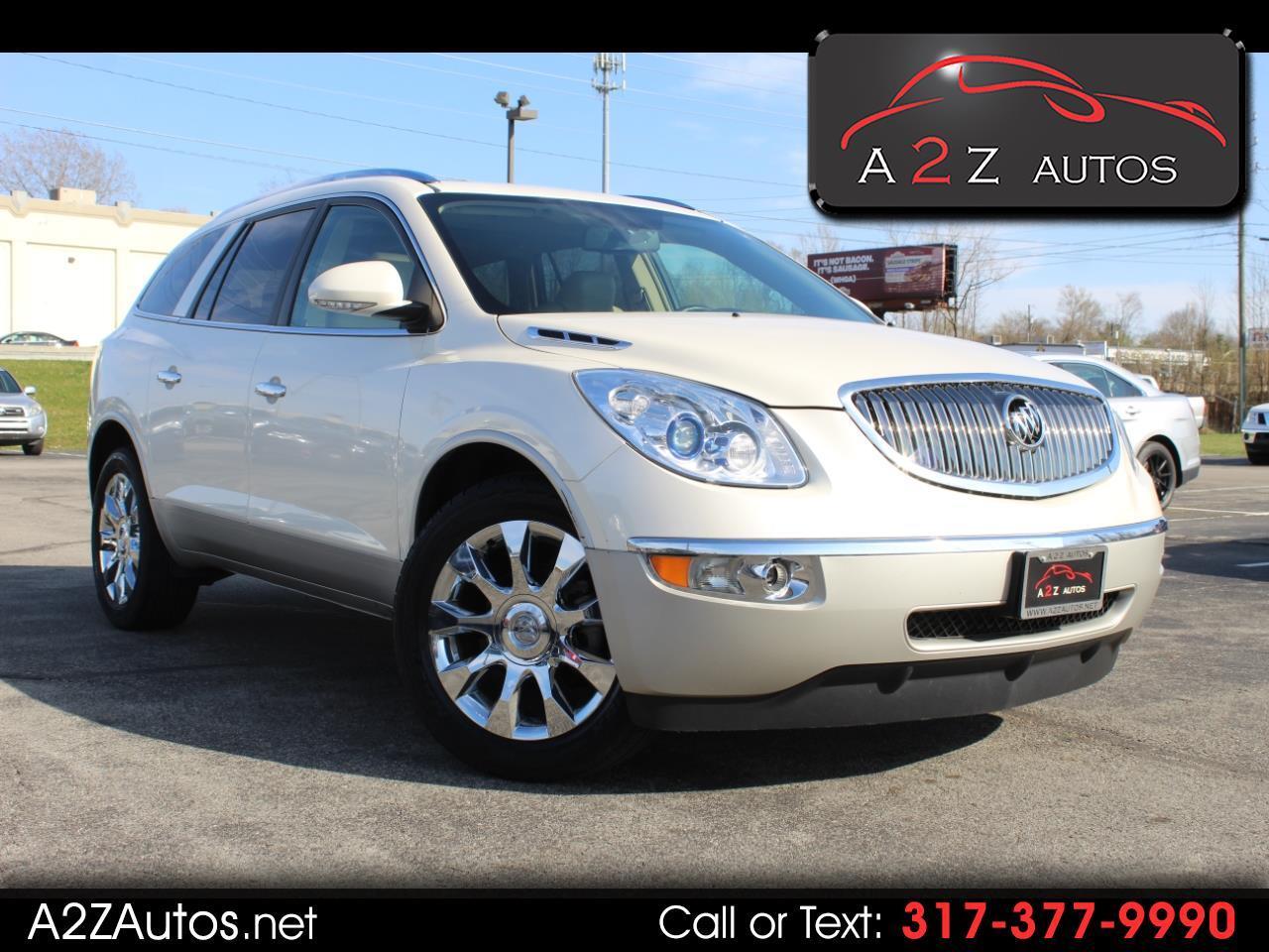 Buick Enclave FWD 4dr CXL w/2XL 2010