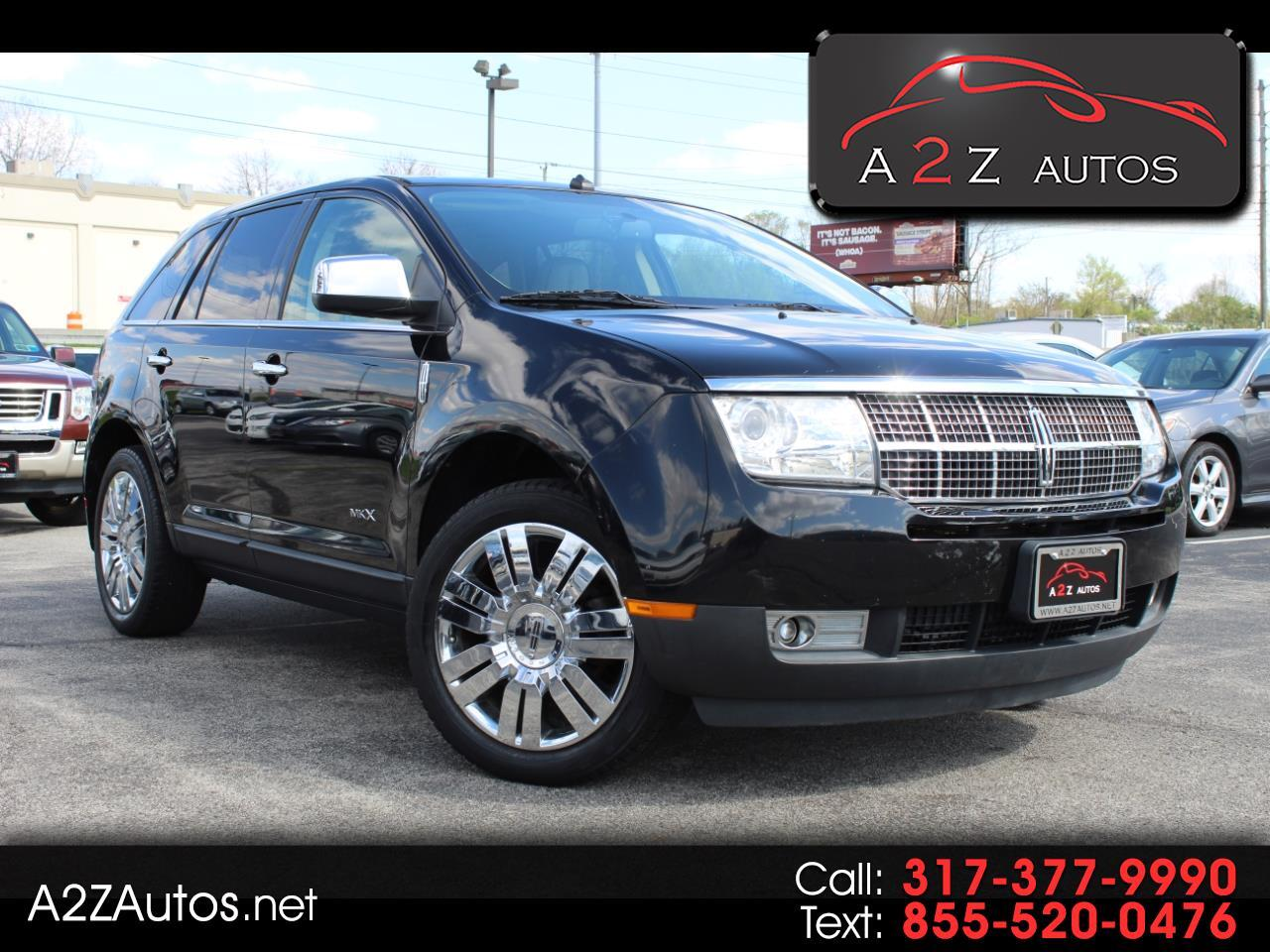 Lincoln MKX FWD 4dr 2009