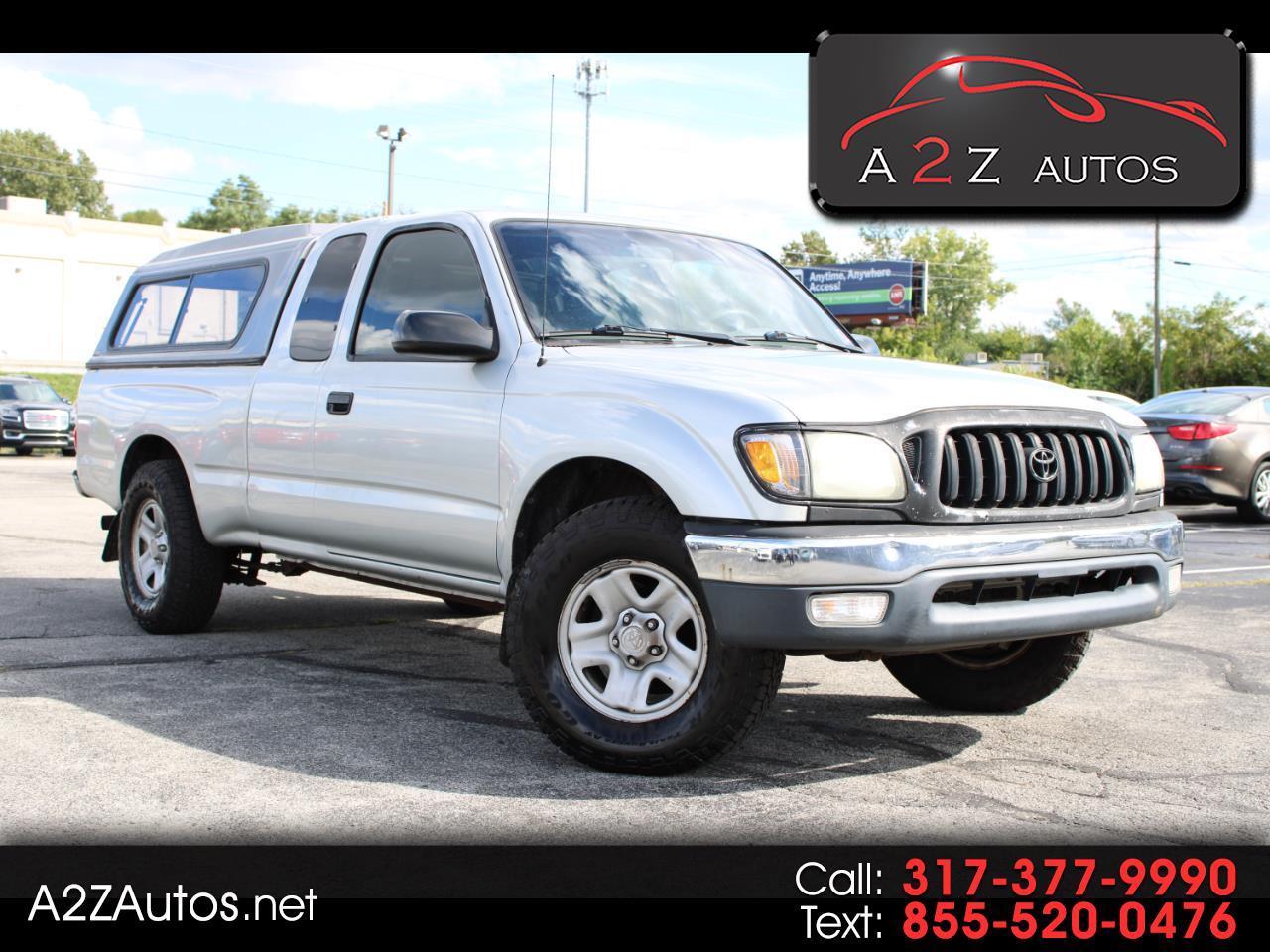 Toyota Tacoma XtraCab Auto (Natl) 2003