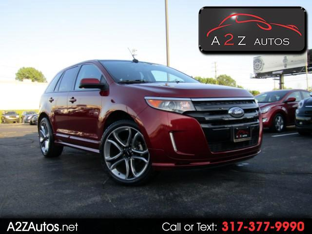 2014 Ford Edge Sport FWD