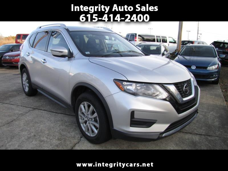 2018 Nissan Rogue SV 2WD