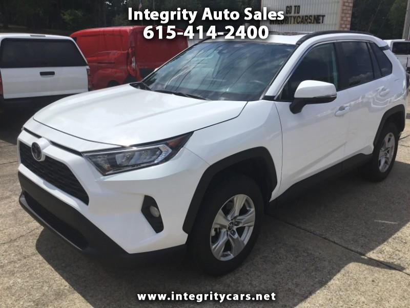 Used 2019 Toyota Rav4 Xle For Sale In Dickson Tn 37055 Integrity