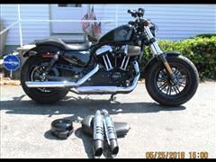 2016 Harley-Davidson XL1200X