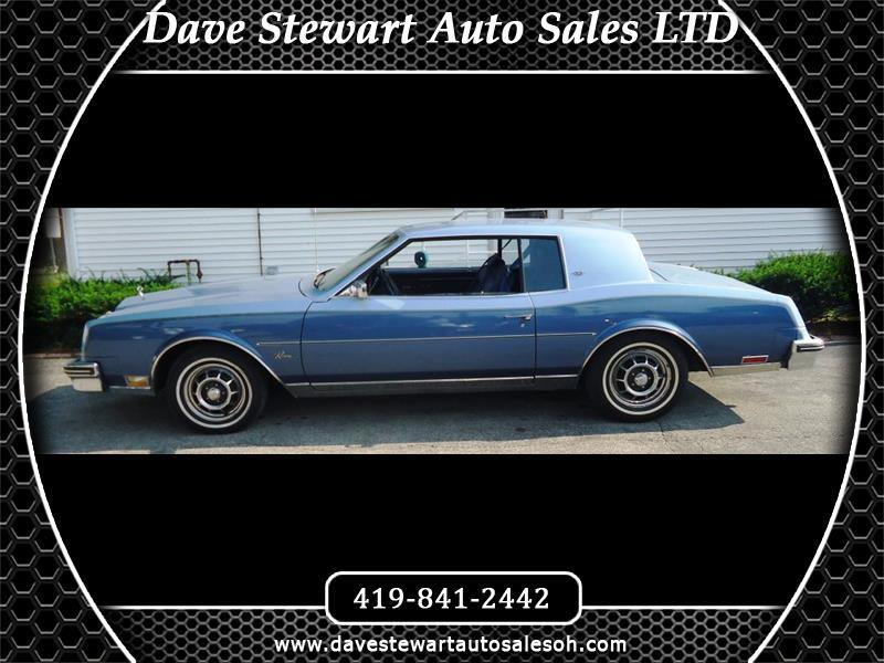 Buick Riviera 2dr Coupe 1980