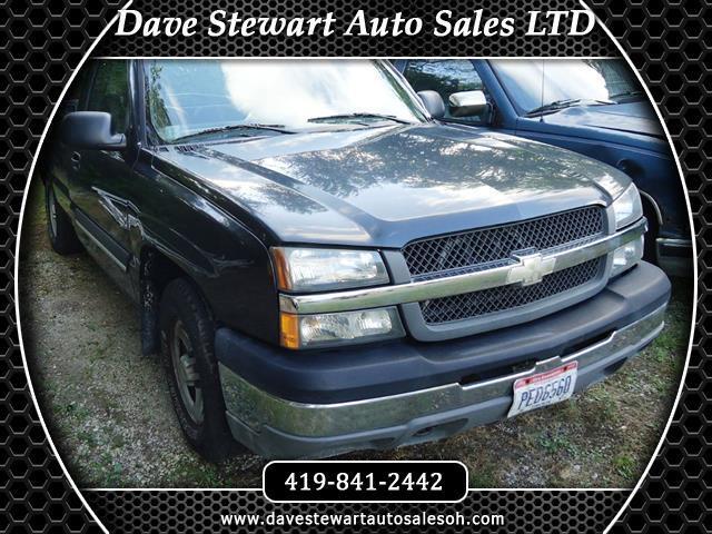 2004 Chevrolet Silverado 1500 LS Long Bed 2WD