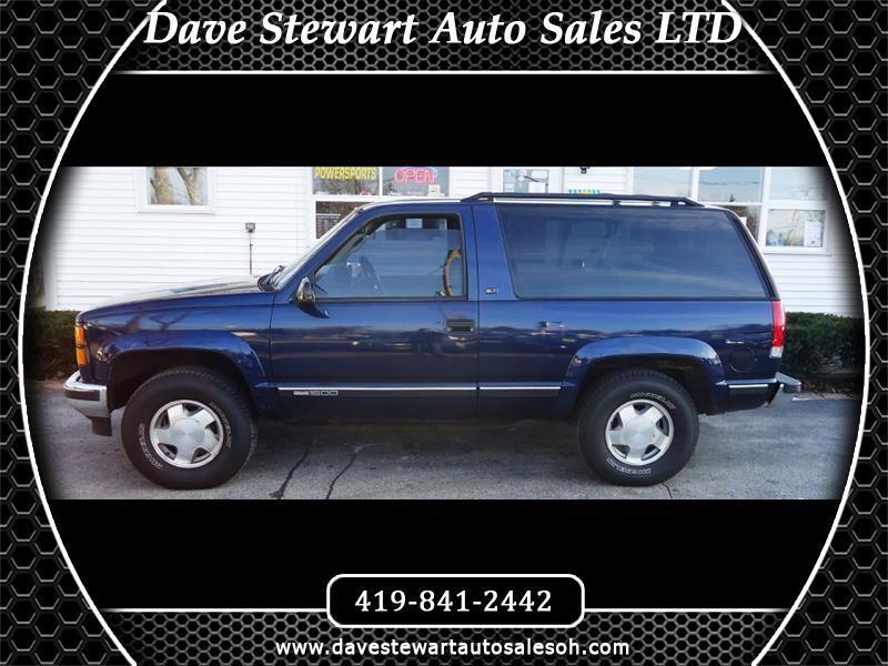 1995 GMC Yukon SLT Standard Edition 4WD
